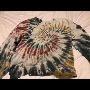 Tops - Tie dye sweater